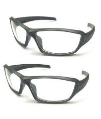 Dh Set Of 2 Night Driving Glarefree Sungsunlasses With Clear Lens