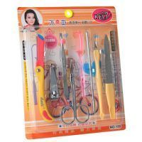 Omrd 8 In 1 Complete Manicure And Grooming Kit