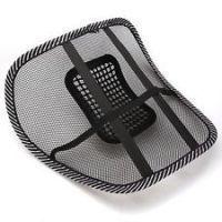 Omrd Car Seat Massage Back Cushion Pad