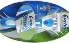 Dh Imported Blister Card Shaving Razor With 6 Blades