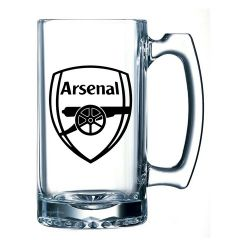 10 am Arsenal Beer mug ( BMA6 )