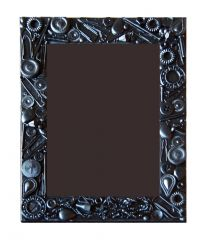10 am Black Photo Frame ( PFB1 )