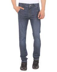 Savon Mens 16112_03 Slim Fit Blue Stretch Denim Jeans For Men