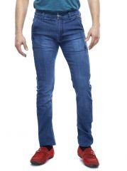 Savon Mens 1045 Slim Fit Stretch Blue Denim Jeans For Men