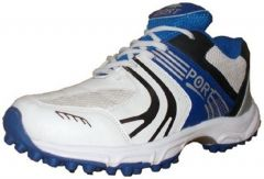 White Sport Running Shoes