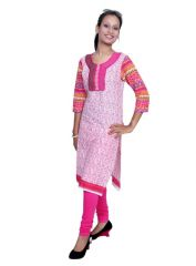 New Port Pink Colour _kurti-1assor-2