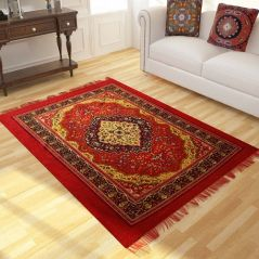 Shop or Gift Sai Arpans Traditional Design Carpet (5x7 Feet) Online.