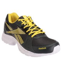 Reebok Top Speed V69074 Yellow-Grey Mens Running Sports Shoes