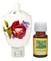 ZARSA Aroma Diffuser With 10ml Aroma Oil - CAPDiffuser_LG1pc