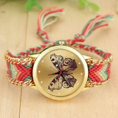 Productmine Designer Vintage Bracelet Butterfly Stylish Trendy Look Stylish Women's Special Edition Watch - For Girls