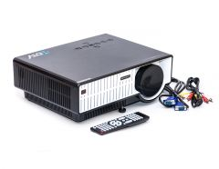 XElectron 150' UC-104 HD 2500 lumens LED Projector