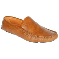 Firemark Casual Loafer Corporate Slip On Summer Shoes ( Code - Firemark_Loafer_Teek_02 )