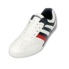 Sport Shoes (Men's) - Escan White Men's Running Shoes (FR7700058-1)