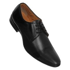 Firemark Corporate Formal Office Shoes ( Code - FR_04_Blk )