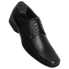 Firemark Corporate Formal Office Shoes ( Code - FR_101_Blk )