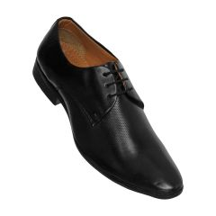 Firemark Corporate Formal Office Shoes ( Code - FR_884_Blk )