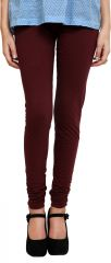 Sassily Cotton Lycra Legging For Women - (Code - Cotton Lycra Legging For Women -Cotton_Lycra-Brown_p)