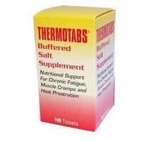 Thermotabs Buffered Salt Supplement Tablets - 100 Each