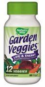 "Nature""s Way - Garden Veggies, 60 capsules [Health and Beauty]"