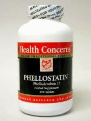 Health Concerns Phellostatin - 270 Tablets