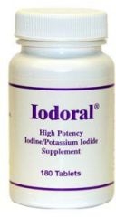 Life Extension Iodoral 180 Tablets