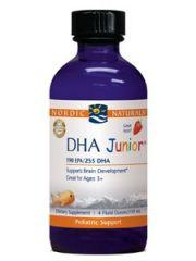 Nordic Naturals - DHA Junior Liquid Strawberry 4 oz [Health and Beauty]