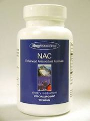 Allergy Research Group - NAC 200 mg 90 tabs