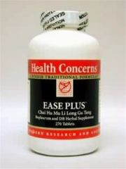 Health Concerns Ease Plus- 270 Tablets