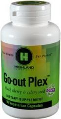 HIGHLAND Laboratories Go-Out Plex 90 Vegetarian Capsules