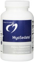 Designs for Health Myosedate Vegetarian Capsules, 120 Count