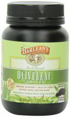 "Barlean""s Organic Oils Olive Leaf Complex, 1,200 mg each, 90 Count"
