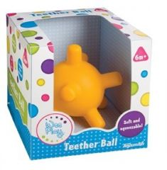 Baby Teether Ball, Assorted Colors