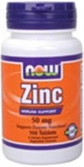 Zinc 50 mg 100 Tablets (Pack of 2)