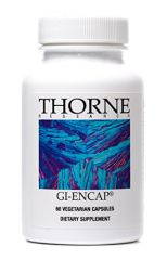THORNE RESEARCH - Gi-Encap 60 Capsules [Health and Beauty]