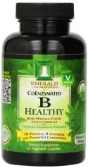 Emerald Laboratories B Healthy Vegetarian Capsules, 60 Count