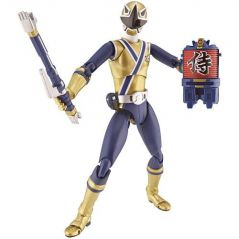 Power Rangers Samurai S.H.Figuarts Exclusive 6 Inch Action Figure Shinken Gold