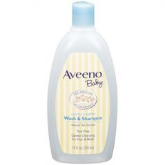 Aveeno Baby Wash and Shampoo - 18 Oz 2-pack
