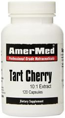 Tart Cherry 1100 Mg * 120 Capsules *