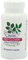 Vitanica Red Clover , 60 Vegetarian Capsules