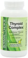 Botanic Choice Thyroid Complex Capsules, 120 Count