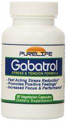 Gabatrol Stress & Tension Formula 90 Capsules