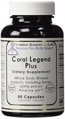 Coral Legend Plus (90 V-caps) by Premier Research Labs