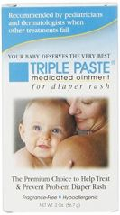 Triple Paste Medicated Ointment, 2 oz Pack of 3