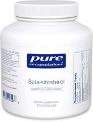 Pure Encapsulations - Beta Sitosterol 270 VegiCaps
