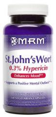 "MRM St. John""s Wort 0.3% Hypericin 450 Mg Vegetarian Capsules, 60 Count"