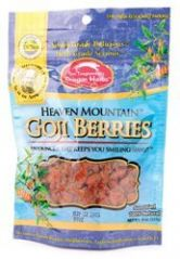 Dragon Herbs Heaven Mountain Goji Berries -- 8 oz