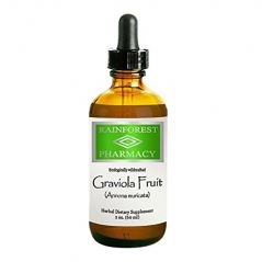 Rainforest Pharmacy Graviola Liquid Extract 2 fl oz