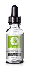 OZ Naturals - THE BEST Hyaluronic Acid Serum For Skin - Clinical Strength Anti Aging Serum -