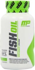 Muscle Pharm Health & Fitness - Muscle Pharm Fish Oil Supplement, 90 Count