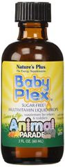 "Nature""s Plus Animal Parade Baby Plex Multi, 2 fl oz liquid"